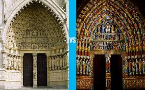 wow medieval cathedrals used to be full of brilliant colors