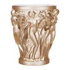 Lalique Vases Ebay Vase Crystal Lalique Art Glass Ebay