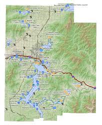 map of county kootenai county idaho