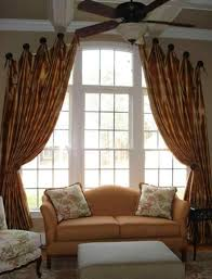 100 curtain ideas for bow windows exterior attractive bay