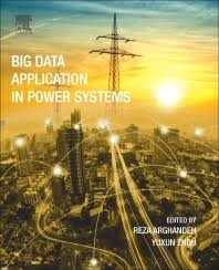 big data application in power systems 1st edition