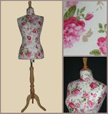 Decorative Dressform Mannequin Dressmaking Window Display Shows