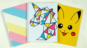 7 DIY Notebook Covers
