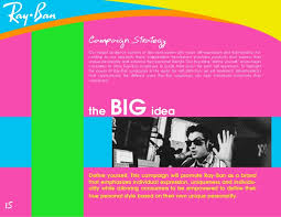 design definition in advertising ray ban advertising proposal