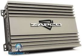Jual Zapco Dc 500 1 zapco z 150 2 2 channel 500w rms speakers subs class a b car