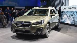 rally subaru outback subaru of america announces pricing on refreshed 2018 legacy and