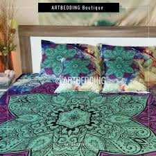 boho chic bedroom sets buy winter girls bohemian duvet covers