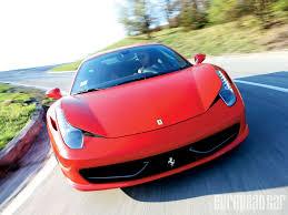 Ferrari 458 Italia - 2010 ferrari 458 italia first drive photo u0026 image gallery