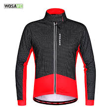 cycling jacket red compare prices on reflective cycling jackets online shopping buy