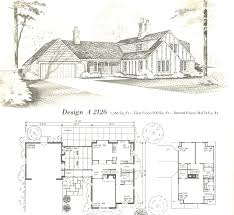 mansions floor plans plate 4 tudor house ground and first floor plans british beautiful