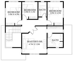 home designs floor plans modern home design floor plan home act