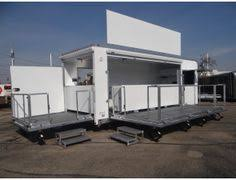 Powered Awnings Rico Trailers Mobile Marketing And Events Trailer Rig