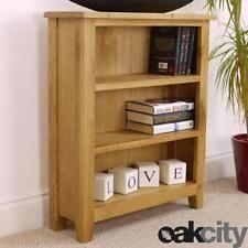 Contemporary Oak Bookcase Oak Bookshelf Bookcases Shelving U0026 Storage Ebay