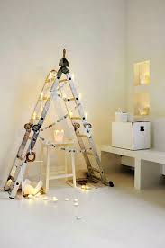 Decorative Christmas Tree Ladders by Best 25 Ladder Christmas Tree Ideas On Pinterest Christmas