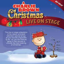 peanuts christmas characters historic dixon theatre