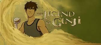 legend of korra legend of genji