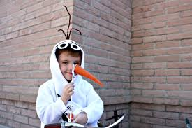 olaf costume for halloween cheap diy halloween costumes for kids reader u0027s digest