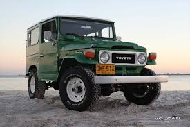 land cruiser vintage esmeralda u0027 1983 fj40 land cruiser for sale volcan 4x4