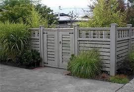 Backyard Fence Ideas Pictures 25 Outdoor Fencing Designs U0026 Idea U0027s