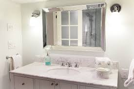 bathroom mirror decorating ideas bathroom mirrors bath the home depot of cintascorner