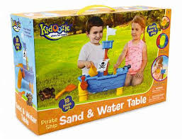 Toddler Water Table Kidoozie Pirate Ship Sand And Water Table Magic Beans