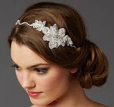bridal headband bridal headbands wedding headbands