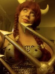 Viking Halloween Costume Ideas Maud Costume Dream Sequence Big Lebowski Halloween
