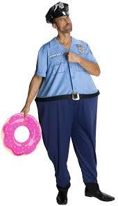 Cops Costumes Halloween Fat Costume Lotsa Love Fun Officer Glutz Halloween Fun House