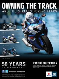 suzuki celebrating 50 years in usa at indy motogp motorcycle com