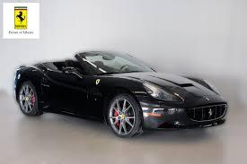 Ferrari California 2012 - pre owned inventory ferrari of alberta