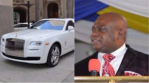 roll royce nigeria apostle chibuzor chinyere allegedly rejects a rolls royce birthday