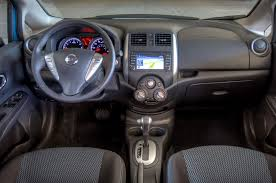 nissan tiida sedan interior new budget cars 101 2014 15 nissan versa note review