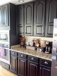 Black Kitchen Cabinets Makeover Reveal Hometalk - Kitchen cabinets makeover