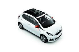 peugeot white peugeot 108 roland garros edition revealed auto express