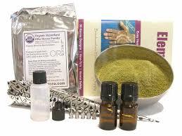 essential henna starter kit ora powder henna essential oils
