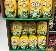 where to buy minion tic tacs spotted on shelves limited edition tic tac minions the