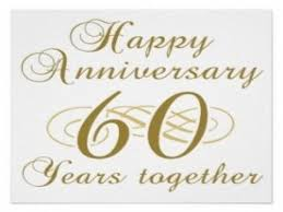 60 years anniversary 60 year anniversary gift ideas to impress 60 year wedding