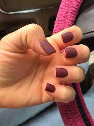 short matte acrylic nails stuff i love pinterest matte