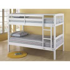 Twins Beds Dorel Belmont Twin Bunk Bed White