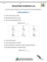 fractions worksheets u2013 wallpapercraft