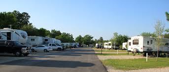 Camper Rentals Near Houston Tx Rv Park U0026 Camping Near Houston Woodland Lakes Rv Park