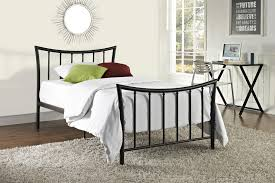 Metal Bedroom Furniture Dhp Furniture Bali Metal Bed