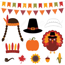 thanksgiving photo booth props thanksgiving photo booth props and design elements royalty free