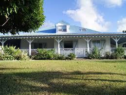 Plan De Maison Antillaise Ma Maison Creole Dom Tom 1484343 Abritel