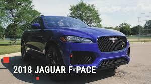 jaguar f pace blacked out 2018 jaguar f pace long term test introduction autoblog