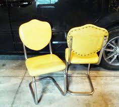 Yellow Retro Kitchen Chairs - 336 best vintage kitchen furniture images on pinterest retro