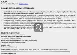 Resume Samples For Freshers by International Resume Samples For Entry Level Profiles Freshers