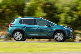 peugeot cars 2017 small suv comparison