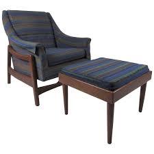 vintage paoli rocking lounge chair at 1stdibs