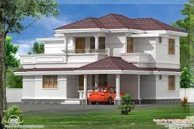 small villa design style villa design by in draft 3d designer palakkad kerala home